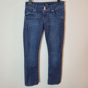 Hudson Beth Baby Bootcut Stretch Double Button